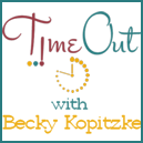 Time Out with Becky Kopitzke