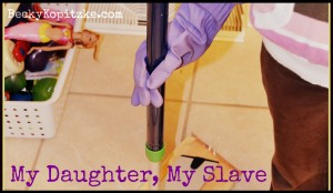 My Daughter My Slave