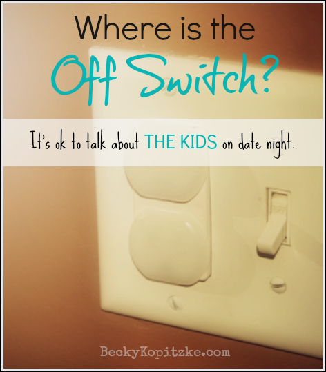 Where is the off switch