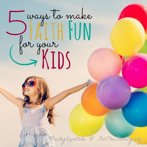 Five-Ways-Faith-Fun