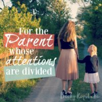Parent-Attentions-Divided
