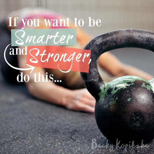 If-Want-Smarter-Stronger