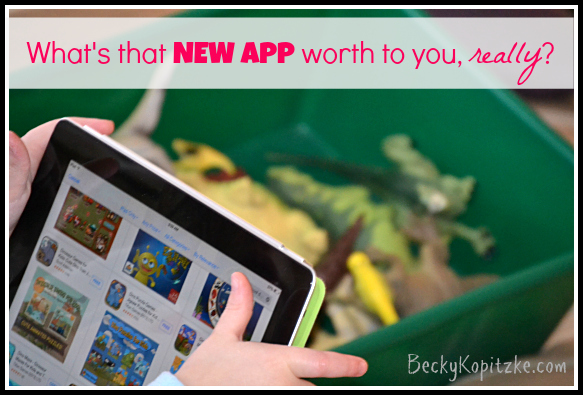 What's That New App Worth to You Really