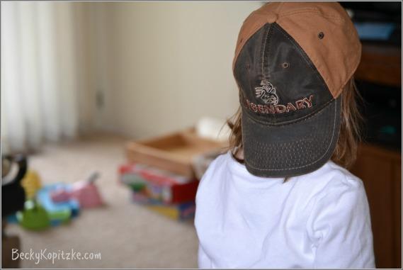 Legendary Whitetails Hat