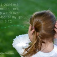 Psalm 141:3