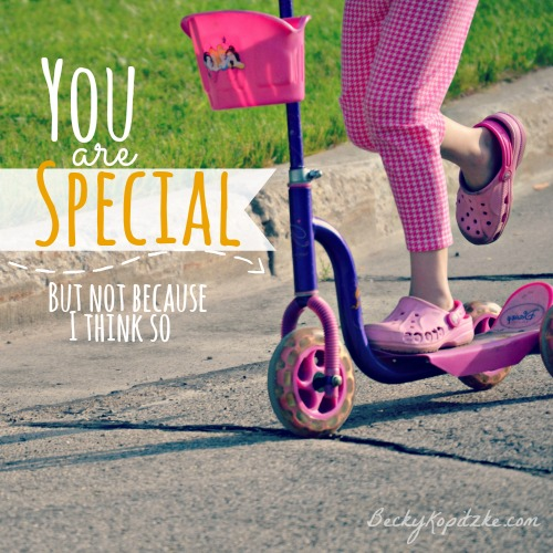 You-Are-Special-Think