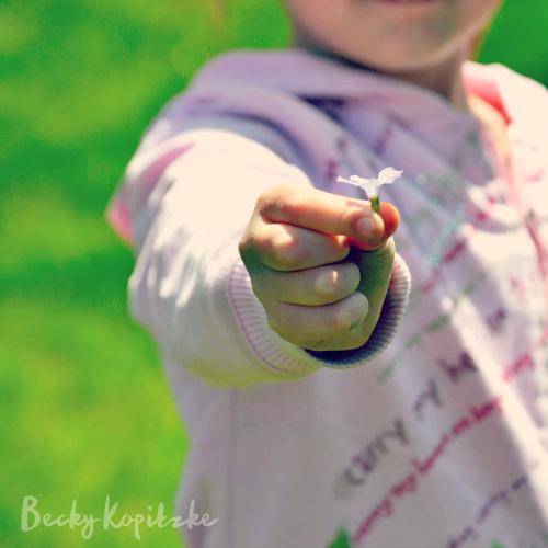 Flower-fingers