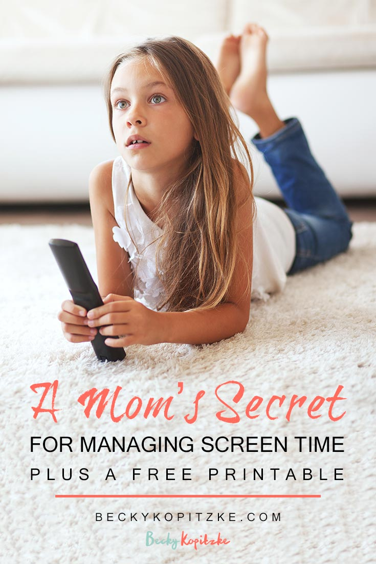 Screen Time Rules | Screen Time Chart | Screen Time Printable | Free Printable | Screen Time Checklist | Screen Time for Kids | Christian Parenting | Parenting and Raising Kids | Christian Mom Blogs | Parenting Tips | Parenting Hacks | Parenting Tips and Tricks | Screen Time