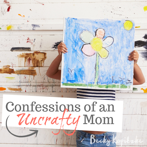 Confessions-Uncrafty-Mom