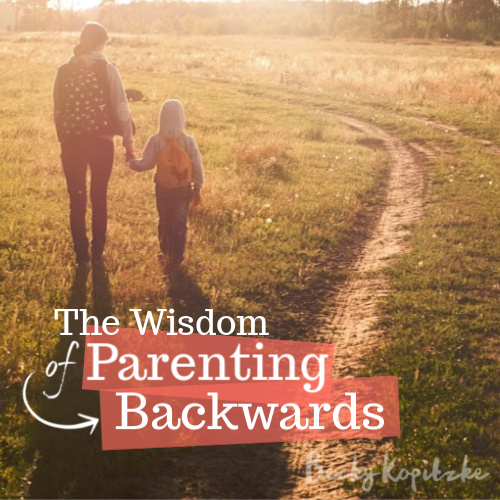 bd30d5f3b2 ... Yes We Can Said Backwards: The Wisdom Of Parenting Backwards